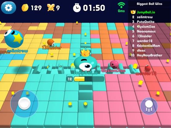 JumpBall.io Скриншоты10