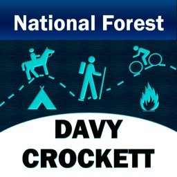 Davy Crockett National Forest.