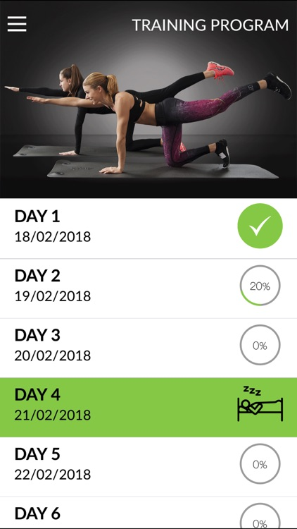 Weight Gain Exercise 30 days