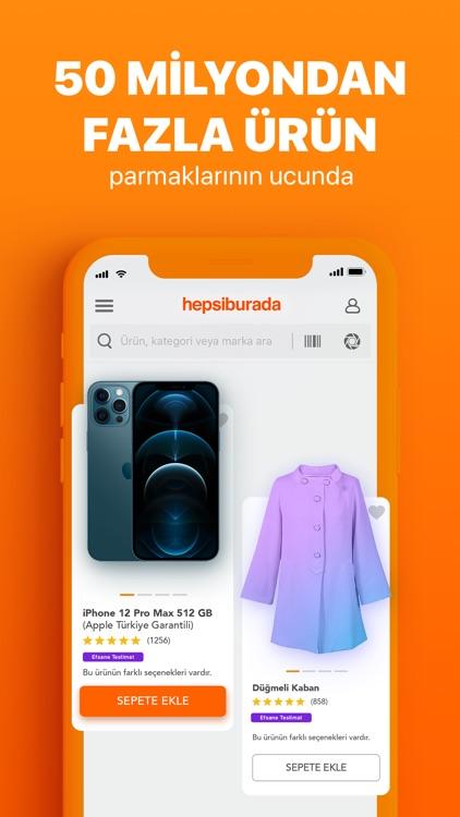 Hepsiburada: Online Alışveriş screenshot-3