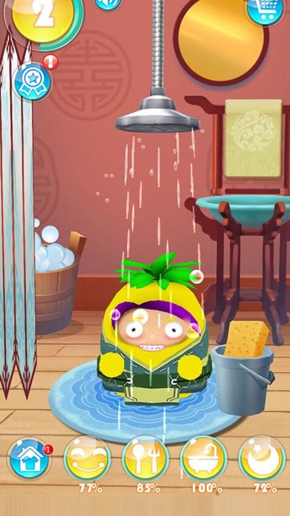 会说话的果宝 - 我的果宝特攻养成游戏 screenshot-3
