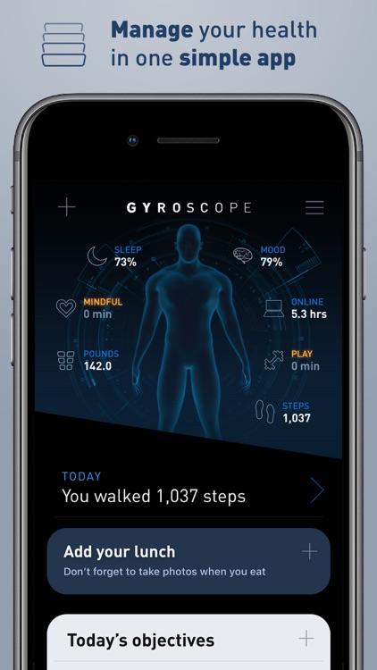 Gyroscope screenshot-0