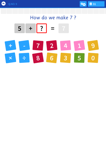 Cool Math Games 1st Grade Quiz - náhled