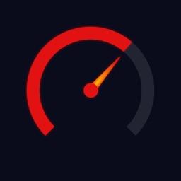 Speedometer mph Tracker GPS