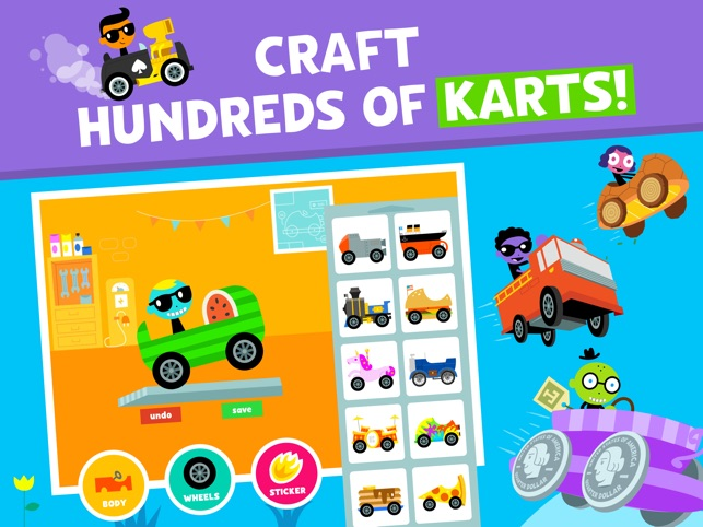 PBS KIDS Kart Kingdom on the App Store