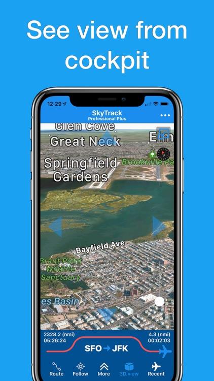 SkyTrack flight tracker aware screenshot-4