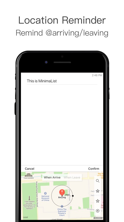 MinimaList- To Do List &Widget screenshot-5
