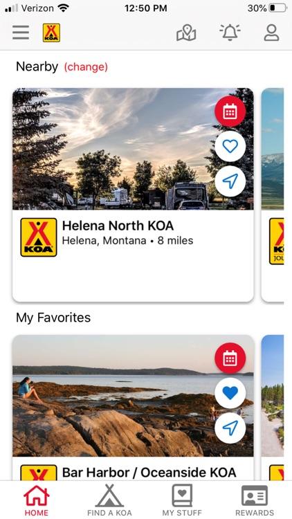 KOA   RV, Cabin & Tent Camping screenshot-6