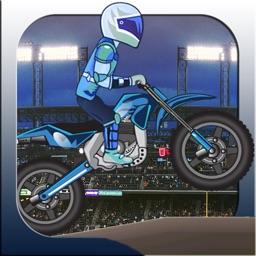 Dirt Bike Stadium Racing