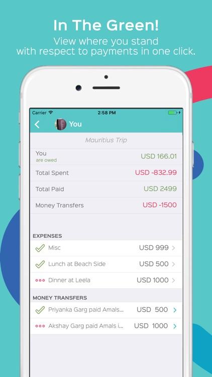 Splitify - Split bills easily screenshot-4