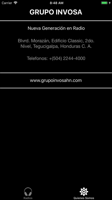 GRUPO INVOSA screenshot three