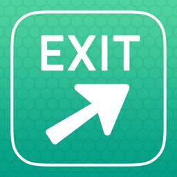 Ícone do app Para Onde? (Where To?)