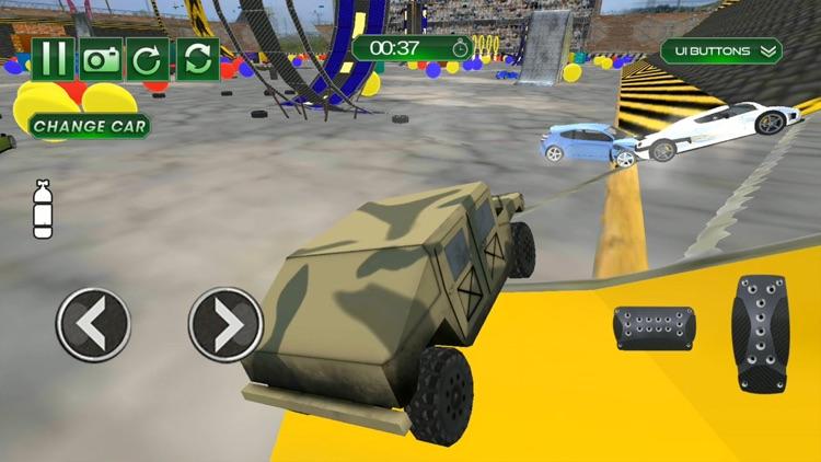 Nextgen Car Crash Racing screenshot-3