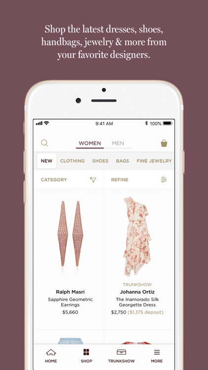Moda Operandi | Luxury Fashion screenshot-3