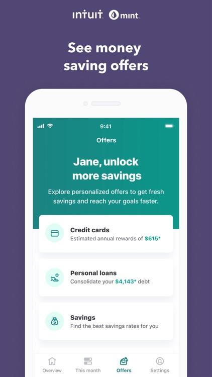 Mint: Budget & Expense Tracker screenshot-7