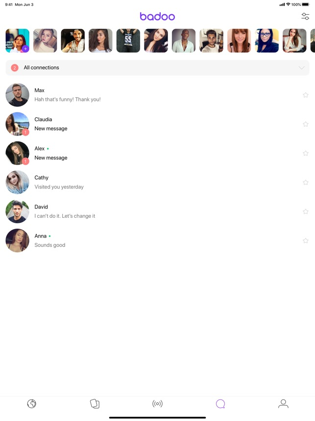 Badoo iphone взлом Badoo Becomes
