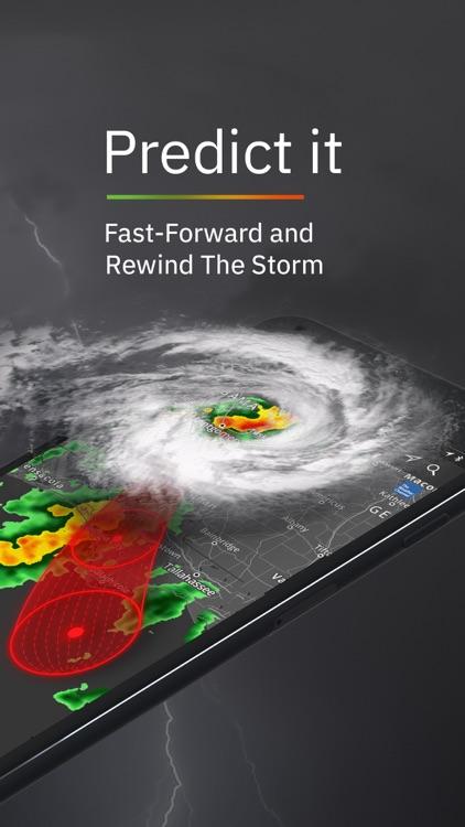 Storm Radar: Weather Tracker screenshot-3