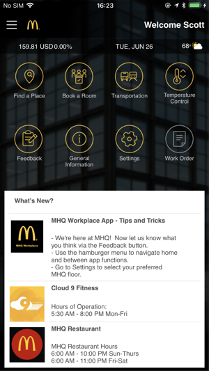 MHQ Workplace on the App Store