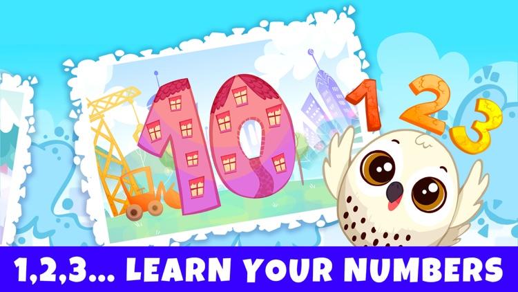 BibiLand Games for Toddlers 2+ screenshot-3
