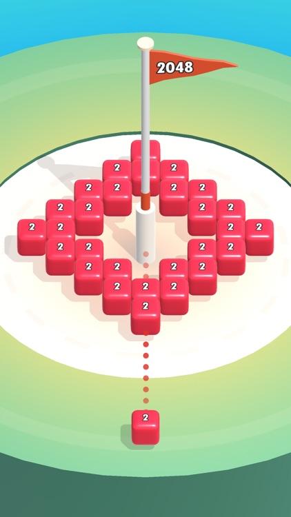 Merge Blocks 3D screenshot-3