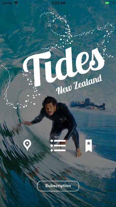 NZ Tidesのおすすめ画像2
