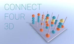 Connect Four 3D