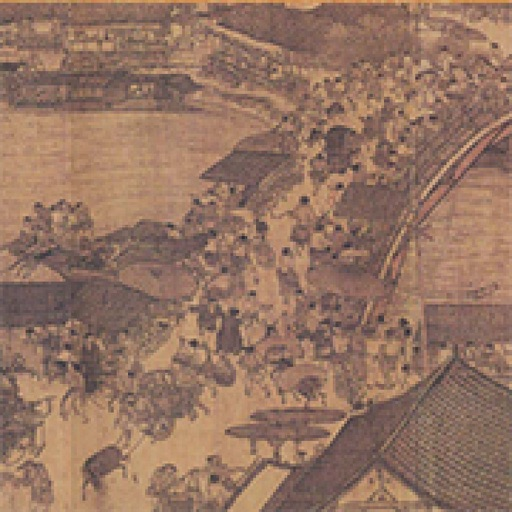 Figure - China painting