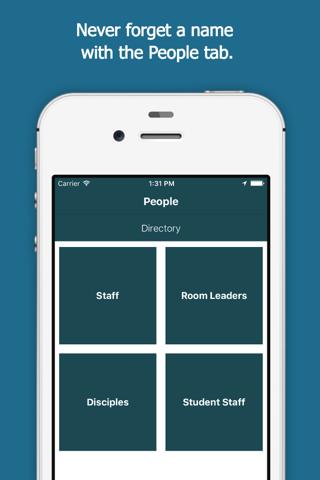 CO Atlanta SLP App - náhled