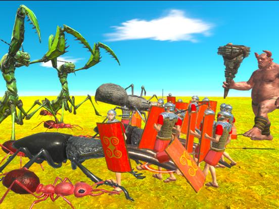 Animal Revolt Battle Simulatorのおすすめ画像8