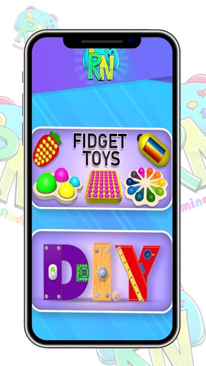 DIY Pop it Fidget toy! ASMR screenshot-7