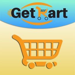 Getkart - Online shopping app