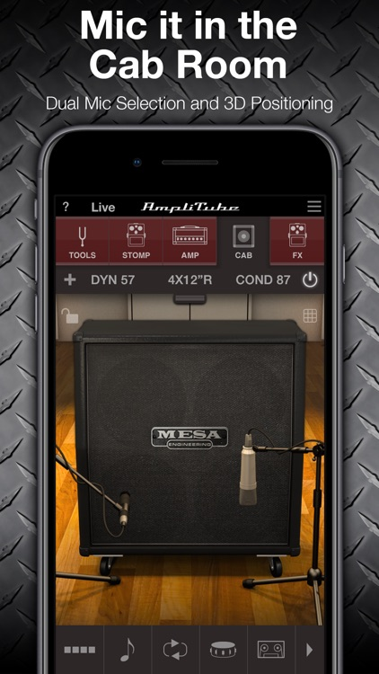 AmpliTube MESA/Boogie screenshot-1