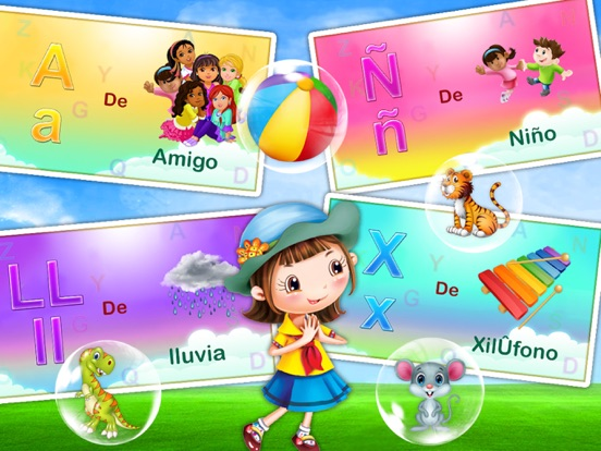 Spanish Alphabet Educational screenshot 6