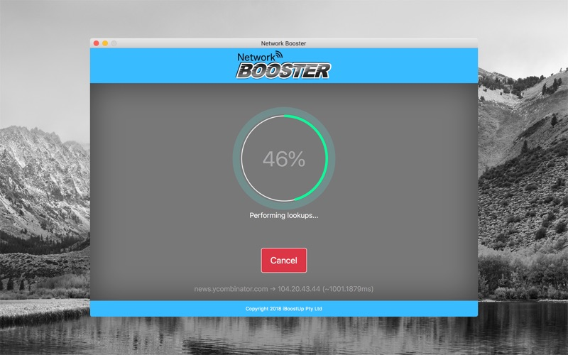 Network Booster Screenshot - 3