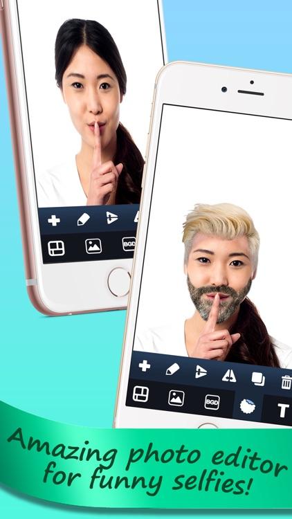 Man Hairstyle and Beard Salon screenshot-4