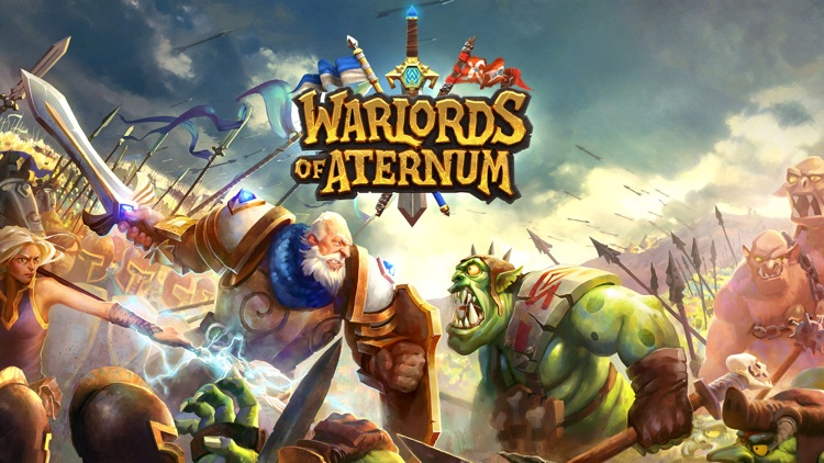 Warlords of Aternum screenshot-4