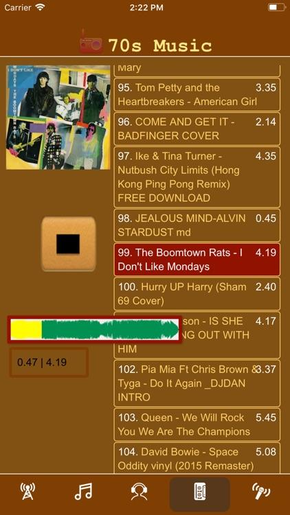 70s Music screenshot-8