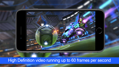 Screenshot from KinoConsole Pro Game Streaming
