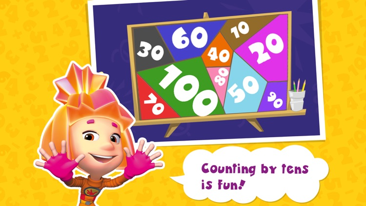 Fixies Math Games for Kids 4+ screenshot-3