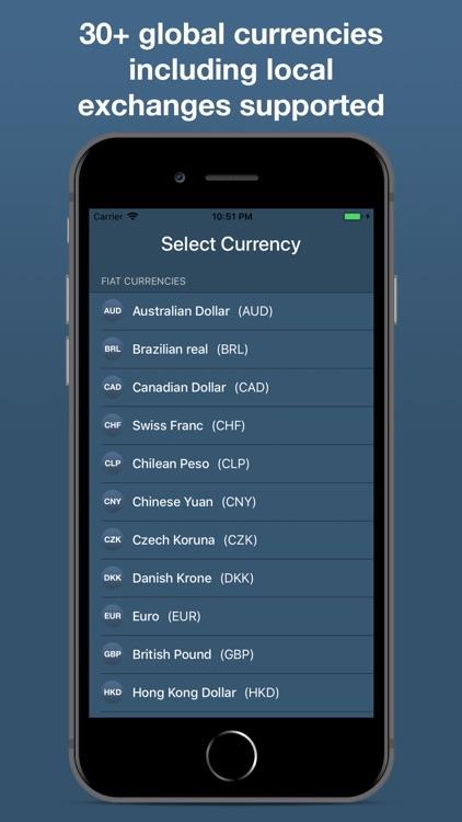 Cryptare: Crypto Portfolio screenshot-7