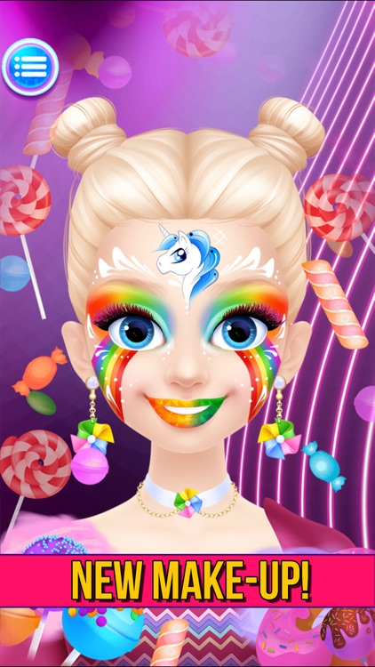 Makeup Games 2: Make Up Salon screenshot-9