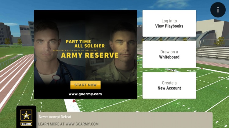GoArmy Edge Football screenshot-6