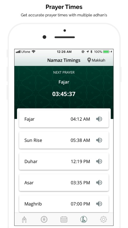 Ramadan 2018 - Adhan & Qibla screenshot-3