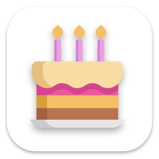 Birthday Cake Photo Frame 2018 iOS App
