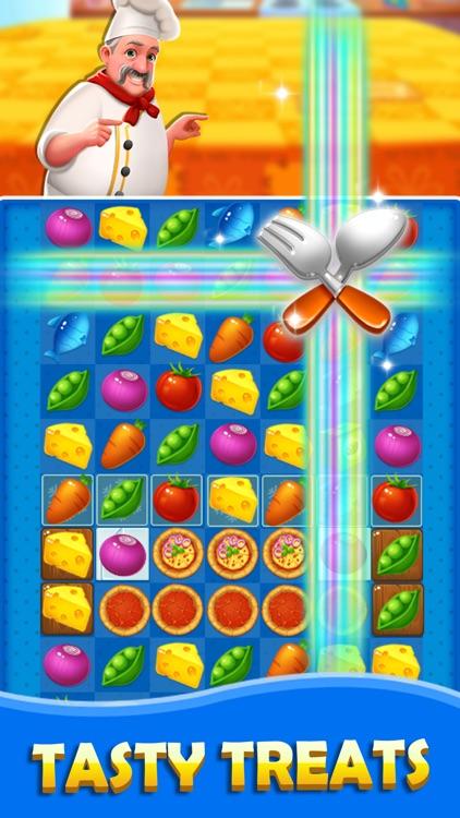 Chef Yummy screenshot-3