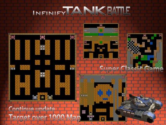 Infinity Tank Battle Screenshots