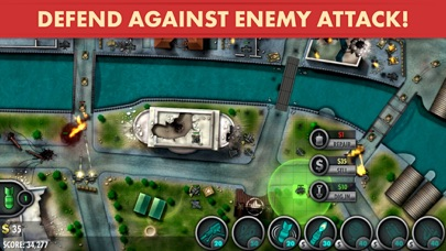 iBomber Defense Pacific Screenshots