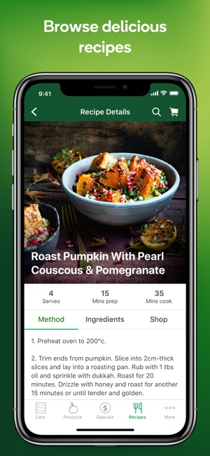 Woolworths on the app store woolworths on the app store negle Choice Image