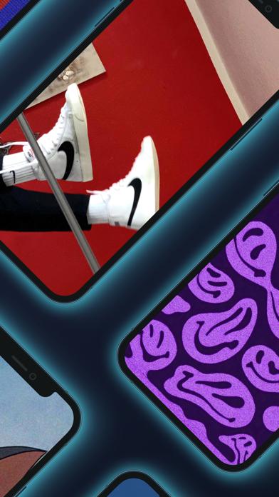 Dope Wallpapers HD Cool Screen Screenshot