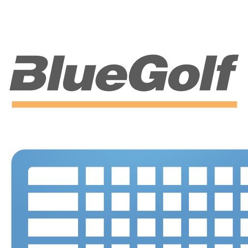 BlueGolf Scorecard